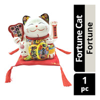 Imported CNY Fortune Cat Decoration - Fortune