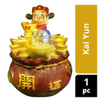 Imported CNY Water Feature - Kai Yun