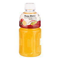 Mogu Mogu Flavored Drink - Passion Fruit with Nata De Coco