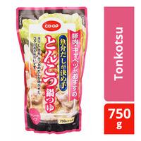 CO-OP Nabe Soup Broth - Tonkotsu