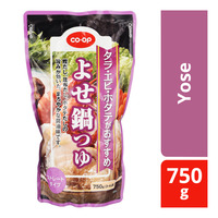 CO-OP Nabe Soup Broth - Yose