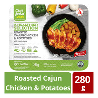 CF Chef's Finest Ready Meal - Roasted Cajun Chicken & Potatoes