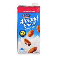 Blue Diamond Almond Breeze Almond Milk - Unsweetened