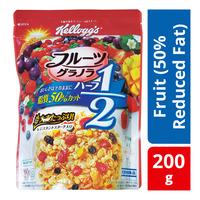 Kellogg's Japanese Granola -Fruit (50% Reduced Fat)