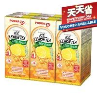 Pokka Packet Drink - Ice Lemon Tea (Less Sugar)