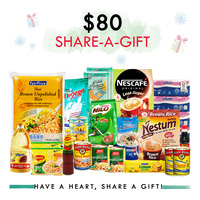 Boys' Brigade Share-a-Gift $80 Hamper