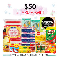 Boys' Brigade Share-a-Gift $50 Hamper