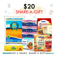 Boys' Brigade Share-a-Gift $20 Hamper