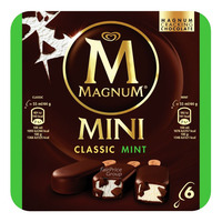 Magnum Mini Ice Cream - Classic Mint