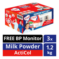 Nestle Plus ActiCol Milk Powder + Blood Pressure Monitor