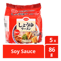 CO-OP Instant Ramen - Soy Sauce