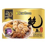 New Moon Premium Prosperity Abalone Treasure Pot (Pen Cai)