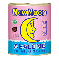 New Moon New Zealand Abalone Premium Grade