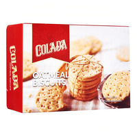 Colada Oatmeal Biscuits