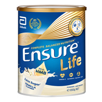 Abbott Ensure Life with HMB Adult Milk Powder - Vanilla