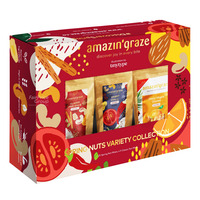 Amazin' Graze Spring Nuts Variety Box