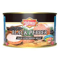 Highway Luncheon Meat - Black Pepper (Ham)