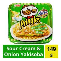 Pringles Instant Noodle - Sour Cream & Onion Yakisoba