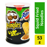 Pringles Potato Chips - Squid Fried Noodles