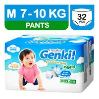 Genki Premium Soft Pants - M