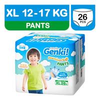 Genki Premium Soft Pants - XL