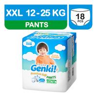 Genki Premium Soft Pants - XXL