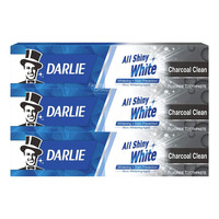 Darlie All Shiny White Toothpaste - Charcoal Clean