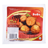 Bobo Frozen Chicken Cheese Meat Ball - Mala