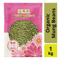 Golden Chef Organic Mung Beans