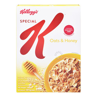 Kellogg's Special K Cereal - Oats & Honey
