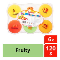 Delwin Pudding - Fruity