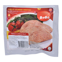 BoBo Frozen Chicken Luncheon Meat
