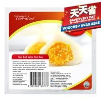 BoBo Fish Ball with Fish Roe