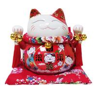 Imported CNY Fortune Cat Decoration - Cai Yuan Gun Gun