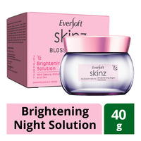 Eversoft Skinz Blossom White Brightening Night Solution