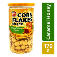 Tao Kae Noi Corn Flakes Snack - Caramel Honey