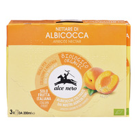 Alce Nero Organic Nectar Drink - Apricot