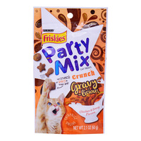 Friskies Party Mix Cat Treats - Chicken & Gravy