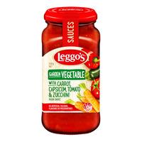 Leggo's Pasta Sauce-Vegetable(Carrot,Capsicum,Tomato & Zucchini)