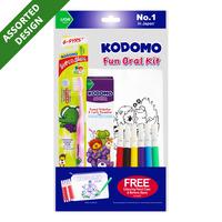 Kodomo Children Fun Oral Kit - 6 - 9 years old