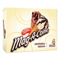 F&N Magnolia Mag-A-Cone Ice Cream - Chocolate&CookieCrumble