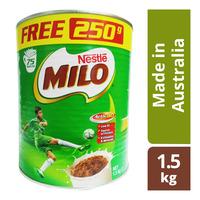 Milo Instant Chocolate Malt Drink Powder - Made in Australia