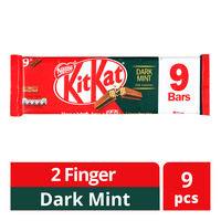 Nestle Kit Kat 2 Finger Chocolate Bar - Dark Mint