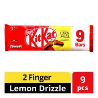 Nestle Kit Kat 2 Finger Chocolate Bar - Lemon Drizzle