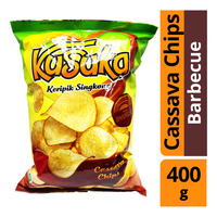 Kusuka Cassava Chips - Barbecue