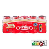Yakult Cultured Milk Bottle Drink - Original