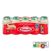 Yakult Cultured Milk Bottle Drink - Apple