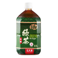 Life Jasmine Green Tea Bottle Drink - No Sugar