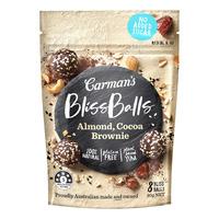 Carman's Bliss Balls - Almond, Super Seed & Vanilla