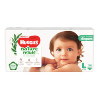 Huggies Platinum Diapers - L (9 - 14kg)